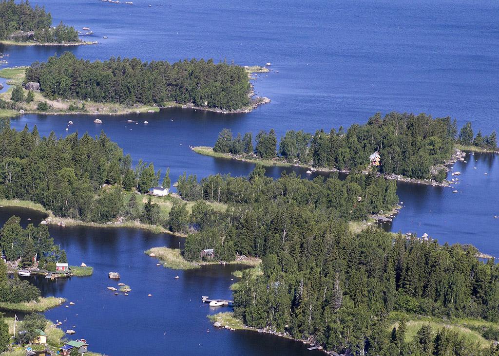 Национальные парки и заповедники Финляндии