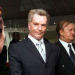 Восковой президент в Миккели