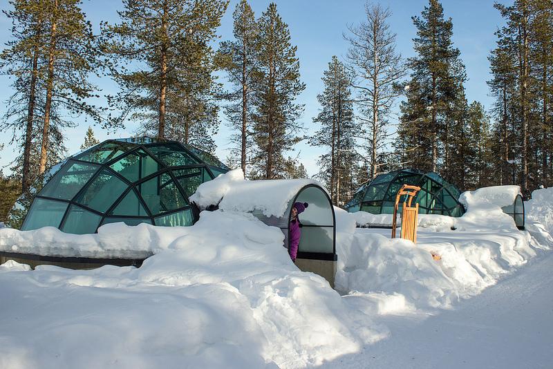 Что посетить в Финляндии зимой