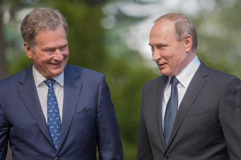 Дружба Финляндии и России