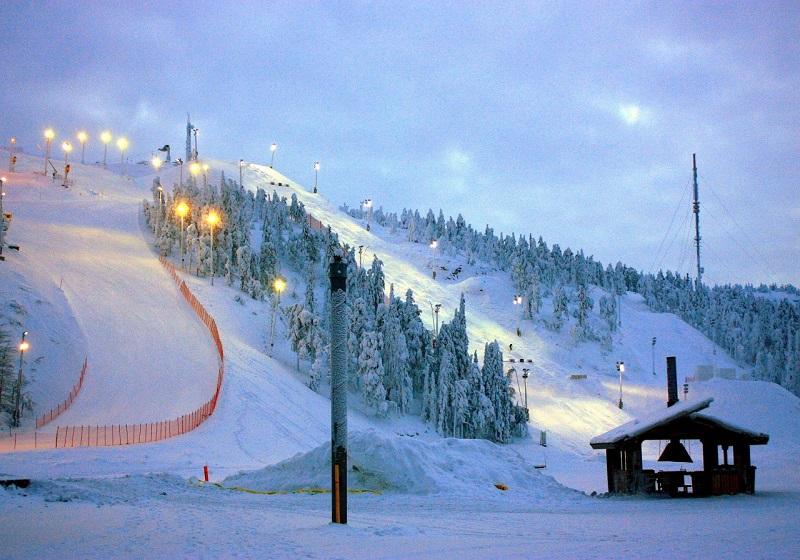Тахко (Финляндия) - горнолыжный курорт