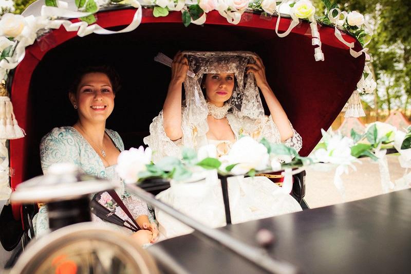 Тематическая финская свадьба