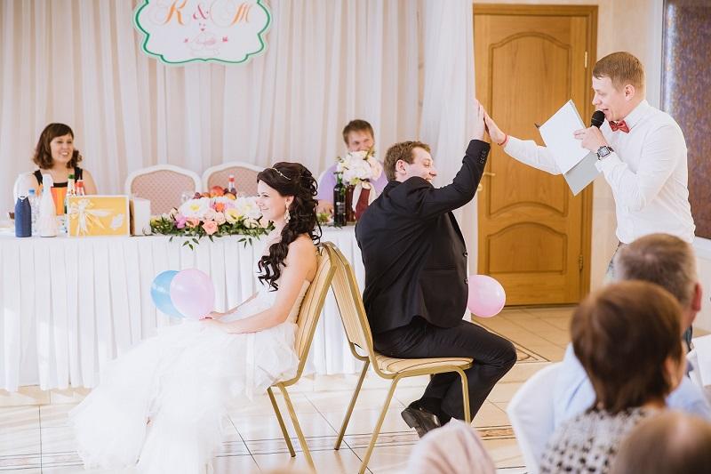 Испытания для жениха и невесты