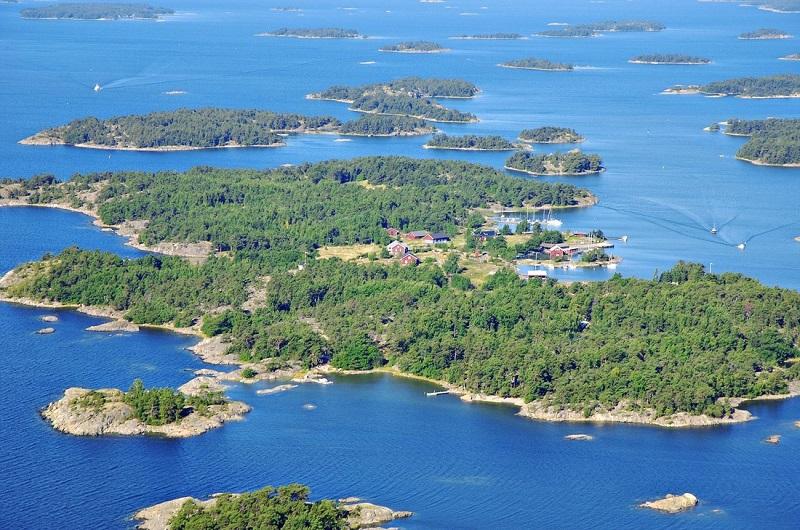 морские границы Финляндии