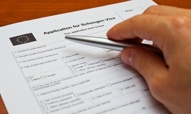 Документы на открытие визы
