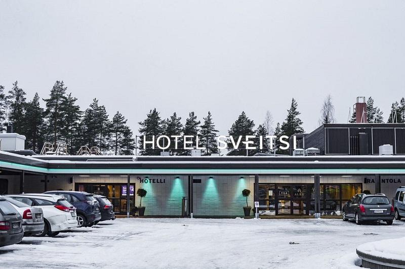 Отель Свейтси Хельсинки
