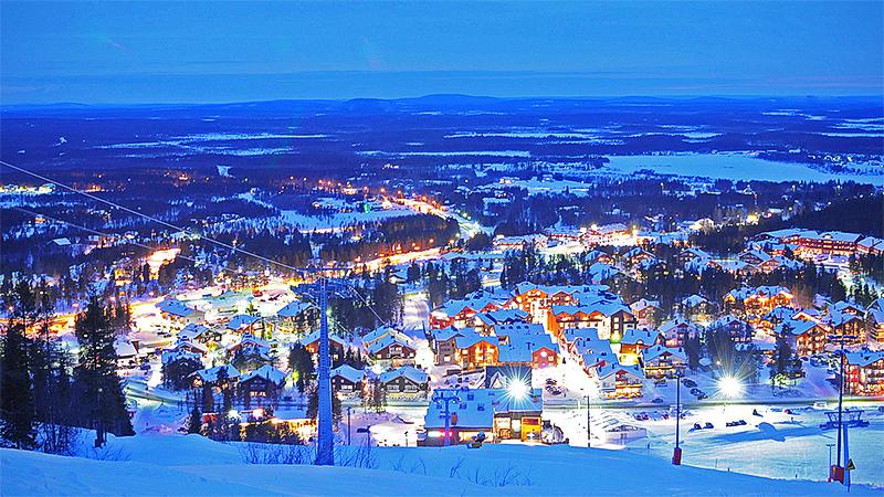 Леви Финляндия