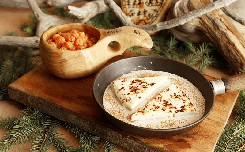 Финская кухня