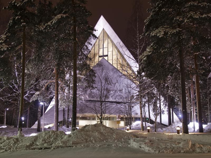 Церковь Хювинкяа