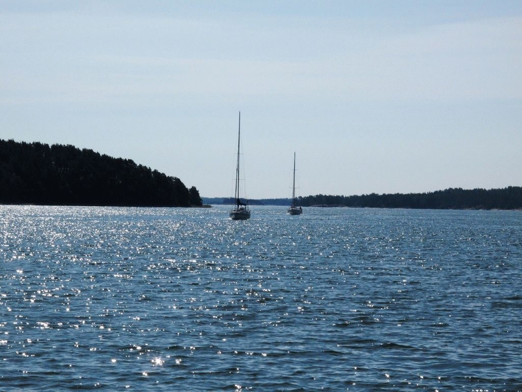 Балтийское море в Финляндии
