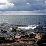 Море в Финляндии