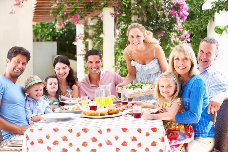 Традиции финской семьи