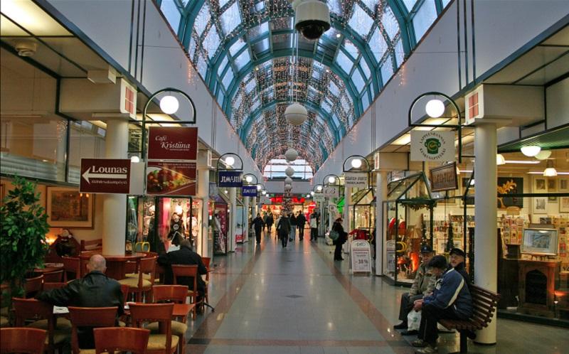 Лаппеенранта торговые центры