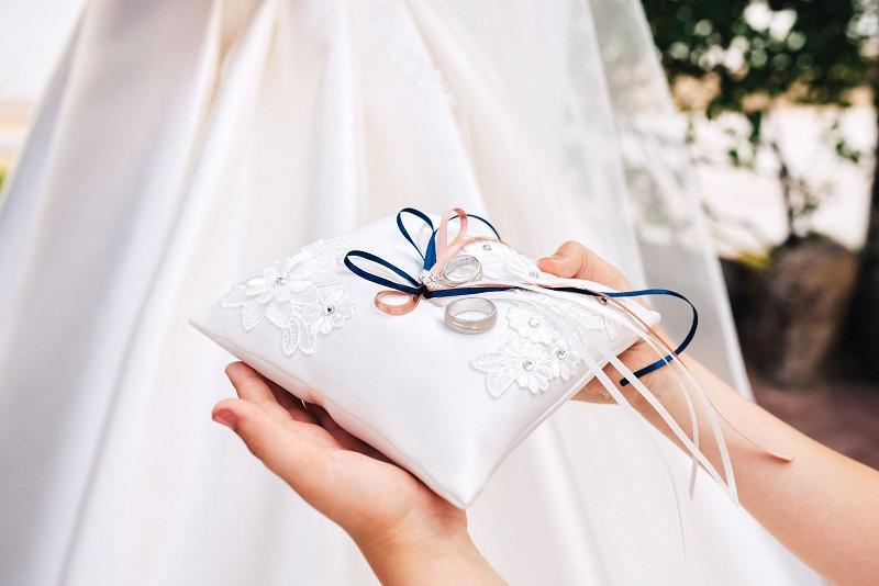 Кольца на финскую свадьбу