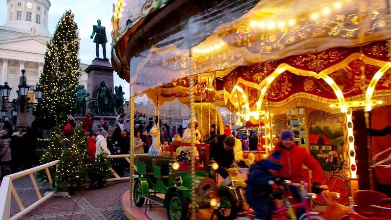 Где в Финляндии встретить Новый год