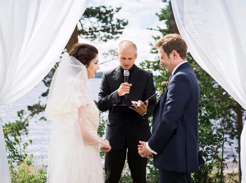 Лучшее время для финской свадьбы