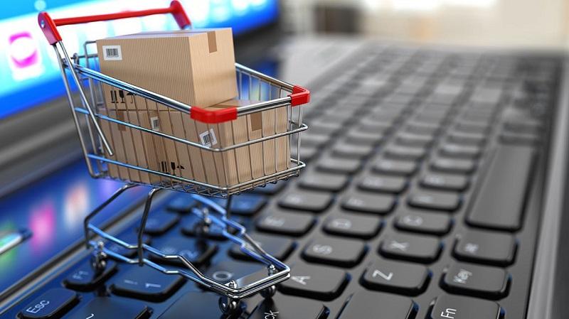 Покупки в онлайн магазине К-раута