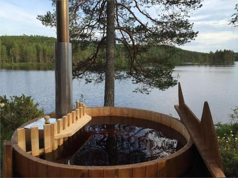 Отдых в коттедже в Финляндии