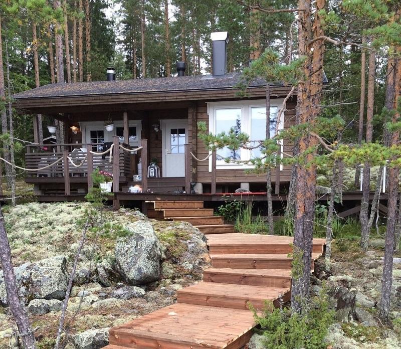 снять апартаменты в финляндии