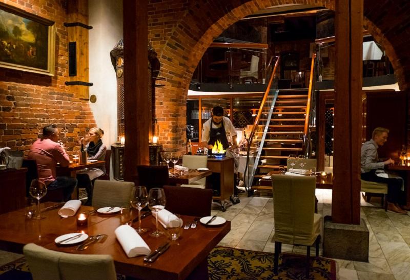 Ночной Хельсинки рестораны