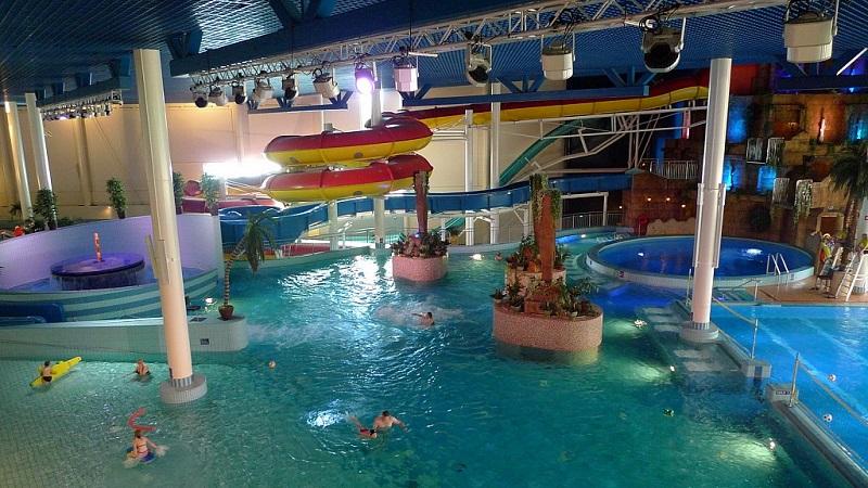 Фламинго аквапарк в Вантаа