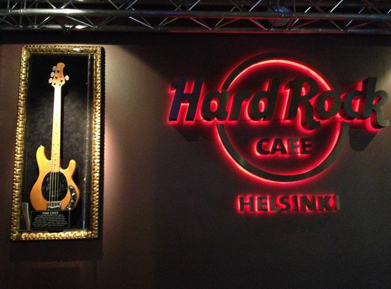 Хард Рок кафе Хельсинки