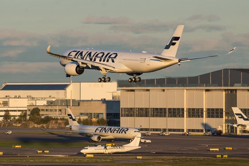 Аэропорт Хельсинки авиакомпания