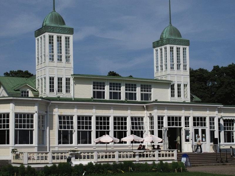 Отель Вилла Мария в Ханко