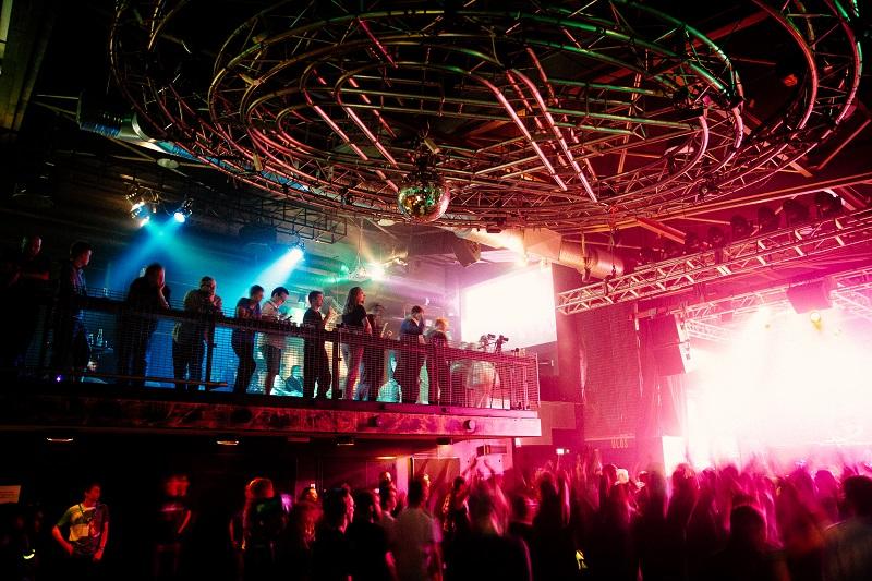 Ночные клубы в Хельсинки