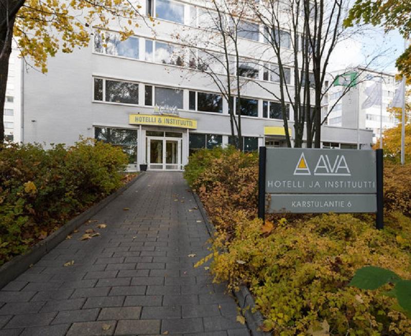 Отель АВА в Хельсинки