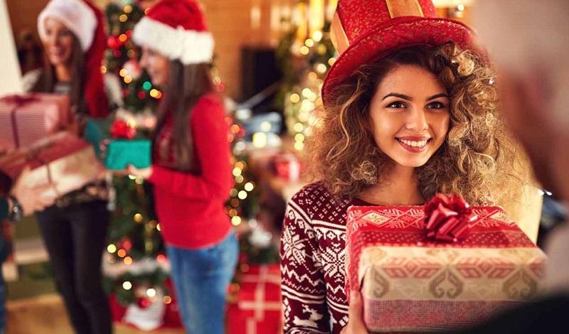 Подарки на Рождество в Финляндии
