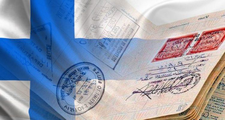 Проверить готовность визы в Финляндию