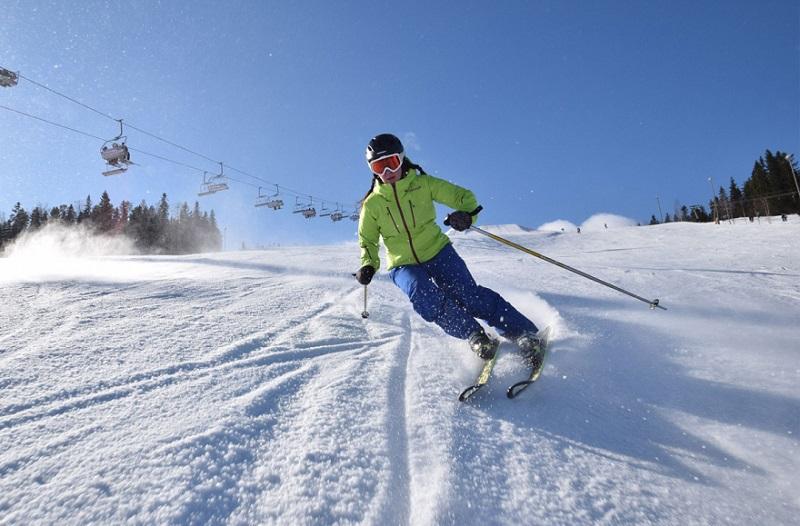Курорты Финляндии зимой