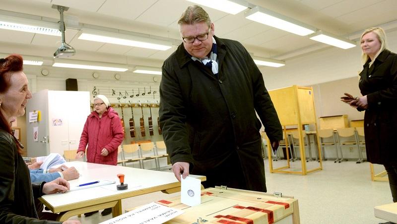Как проходят выборы в Финляндии