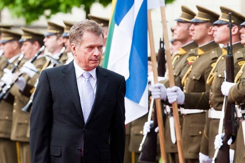Президент Финляндии