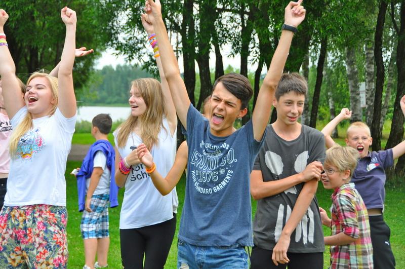 Финские подростки