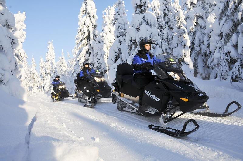 Курорты Финляндии Вуокатти