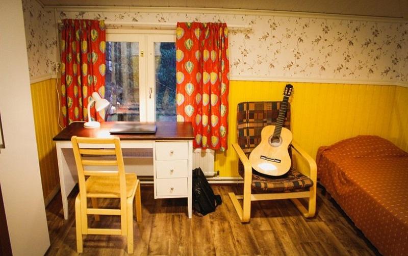 Жилье для подростка в Финляндии