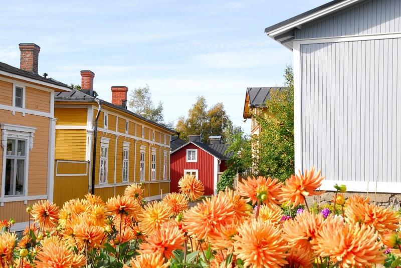 Старейшие города Финляндии