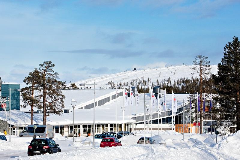 Курорты Финляндии Саариселькя
