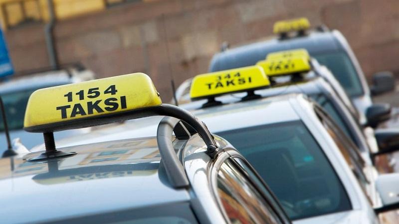 Как вызвать такси в Финляндии
