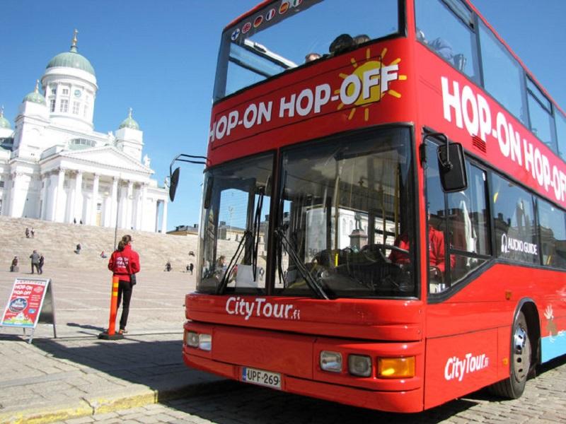 Автобусная экскурсия в Хельсинки