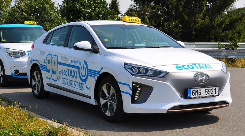 Эко такси в Финляндии