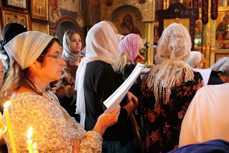 Паломники в Покровский монастырь Брата Харитона