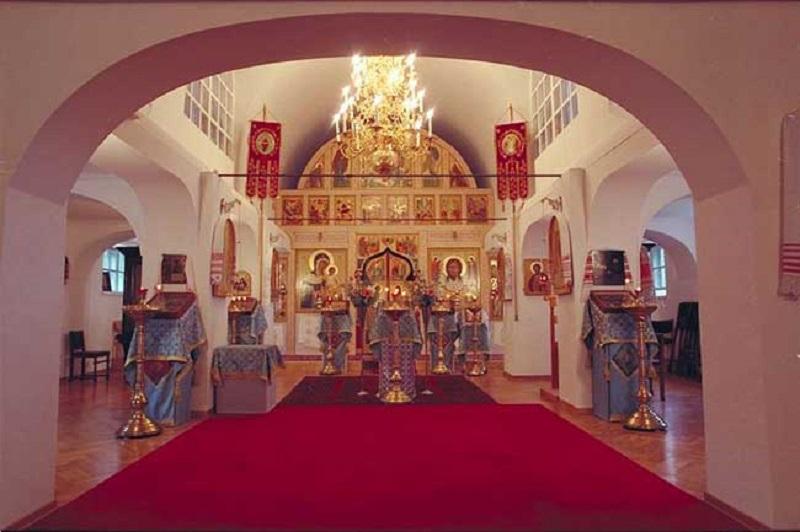 Покровский монастырь Брата Харитона