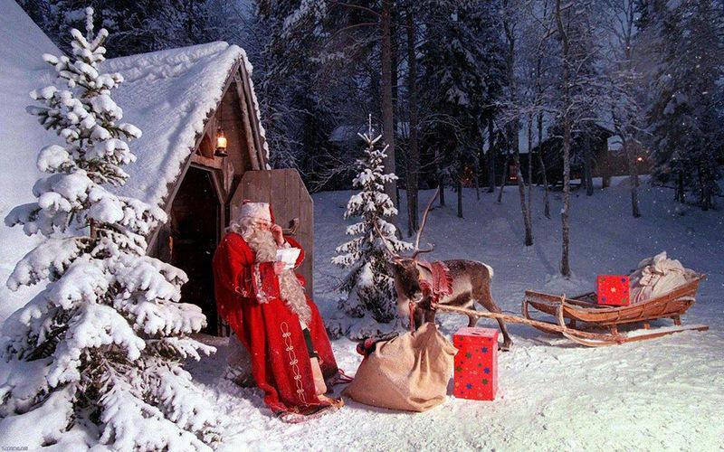 Куда поехать в Финляндию Лапландия