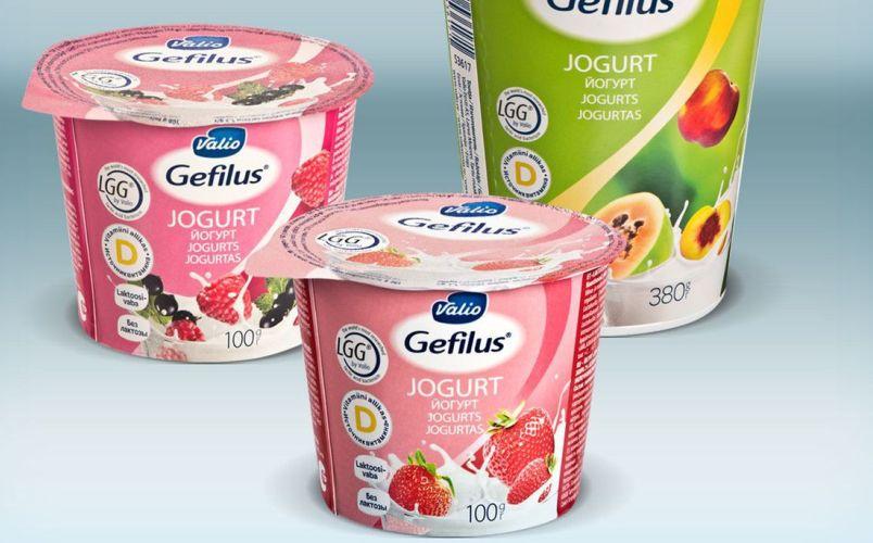 Финский йогурт