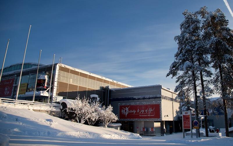 Спортивный комплекс Сантаспорт