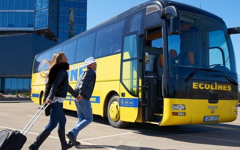 Недорогой отдых в Финляндии едем на автобусе
