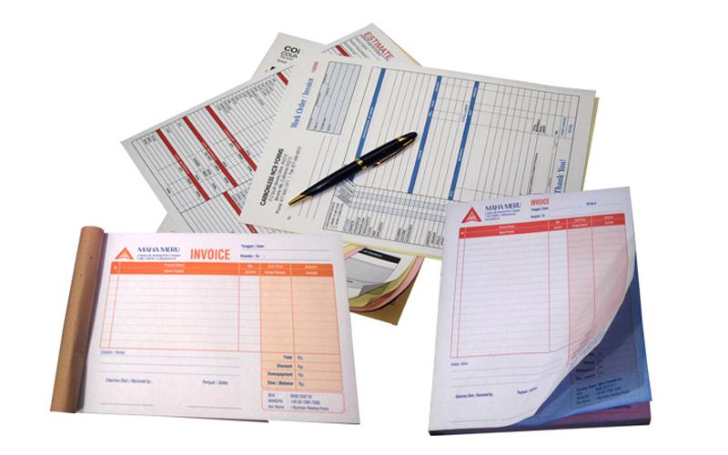 Бланки документов для инвойса в Финляндии